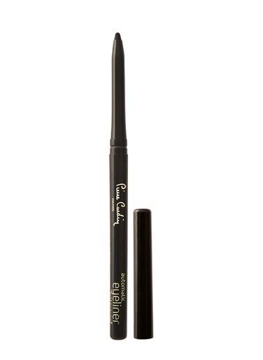 Pierre Cardin Eyeliner Automatic - Açılıp Kapanabilen Suya Dayanıklı Siyah Göz Kalemi Siyah